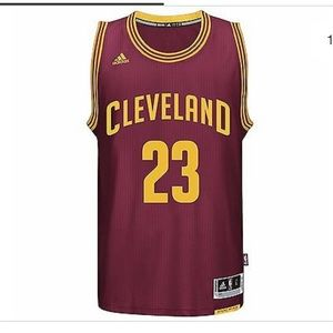 Cavaliers Lebron James Adidas Jersey MENS small